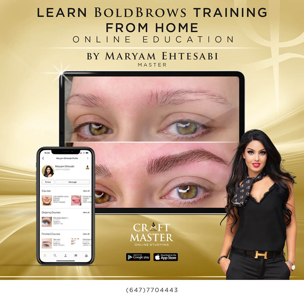 BoldBrows Training