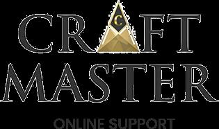 Craft Master ONLINE SUPPORT