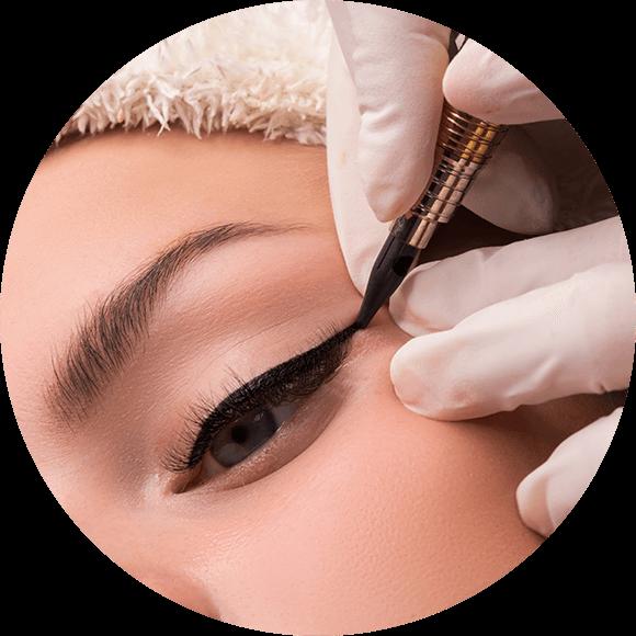 Eyeliner permanent