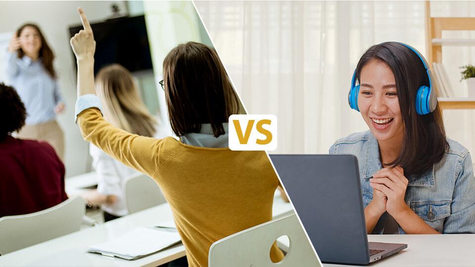 boldbrows Workshop vs online training